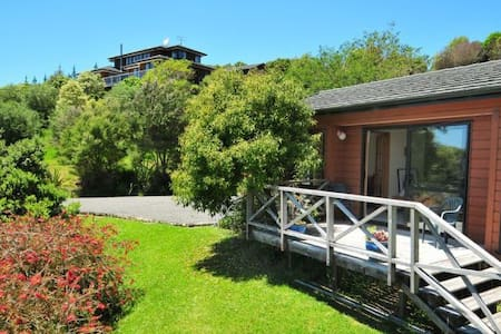 Riverhead Forest countryside view - Helensville - Hus