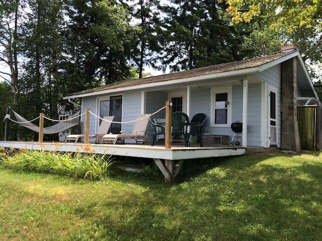 Summer cottage with a great view! - Harpswell - Cabane