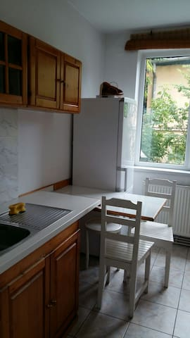 Apartment with 2 rooms, near Central Park