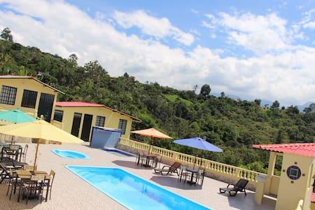 HOTEL CAMPESTRE VILLA ESPERANZA - Silvania - Maison