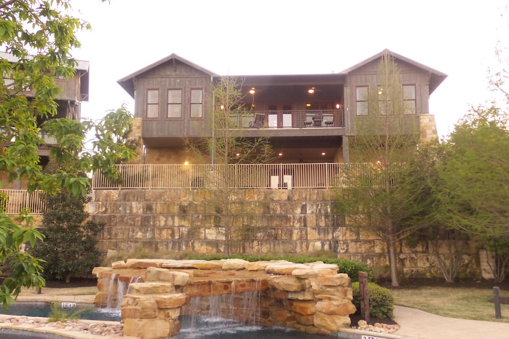 Welcome to Spicewood! Your rental is professionally managed by TurnKey Vacation Rentals.