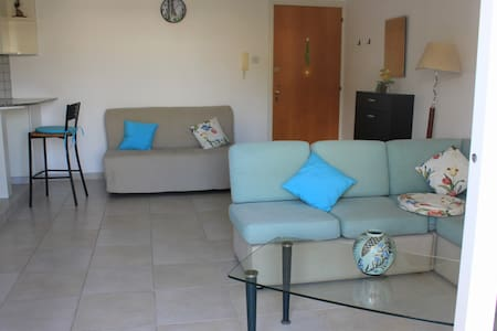 Comfy 1bdroom flat in a quiet area - Germasogeia
