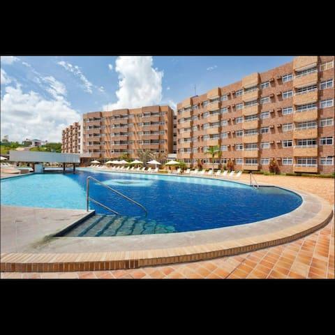 Apartamento Gran lençóis flat residence