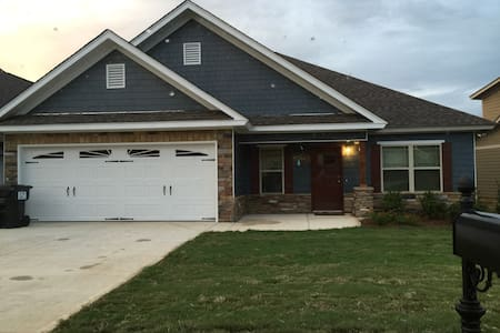 Modern home in East Montgomery! - Pike Road