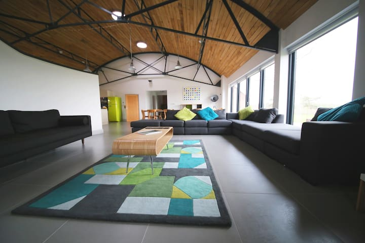 Cuckoo Croft Contemporary Barn. - Shrewsbury - Ev