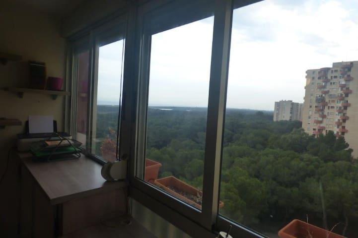 Apartamento Parque Natural Albufera