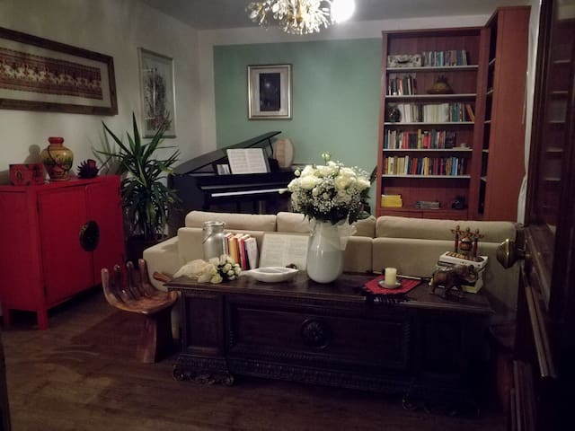 Cosy flat close to Venice and Treviso airport - Istrana - Appartement