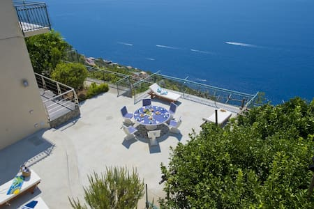 Casa Lisuccia, modern Furore Home, amazing views - Furore