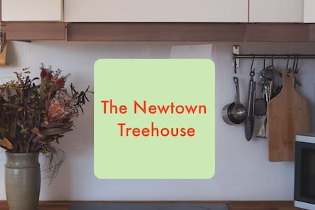 The Newtown Tree House - Newtown - Apartment