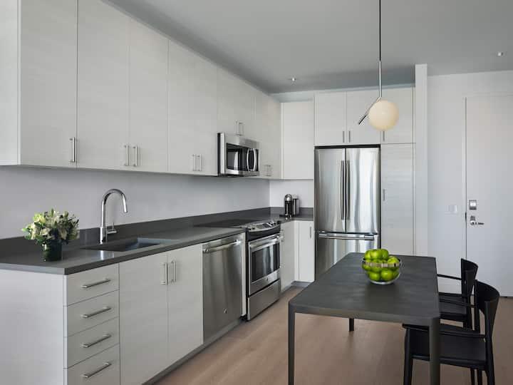 AKA Residences - Studio Penthouse - Monthly