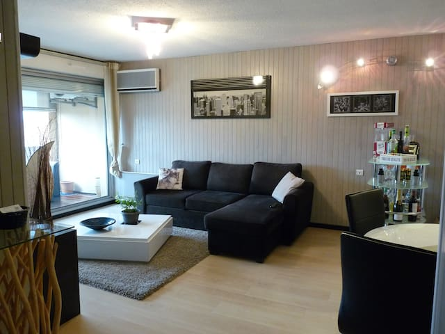 Bel appartement en centre ville