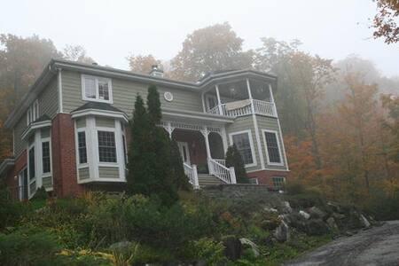 Solitude Lodge in Chelsea, Quebec