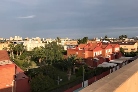 Fantastic attic-duplex. Private urb - Sant Joan d'Alacant - Byt