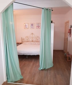 Nice studio in centre, 4 minutes from the sea