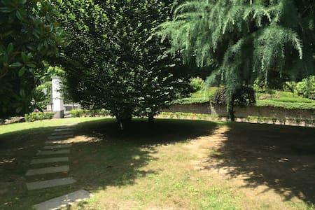 relax in villa con parco privato - Maison