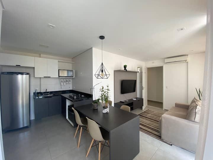 Apartamento 1 quarto no melhor bairro de Sorocaba.