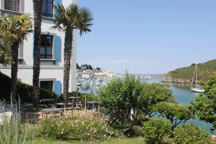 Chambres d'hôtes de charme à Belle Ile en Mer - Sauzon - Casa de huéspedes