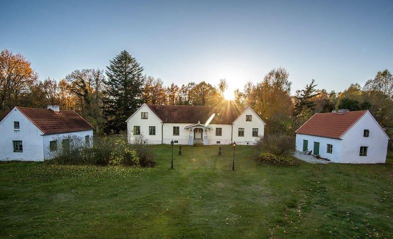 Gotlandsgård från 1800-talet - Klintehamn - Talo