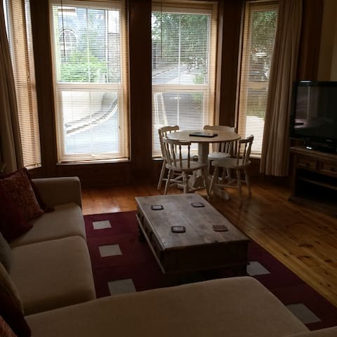 Centrally Located Two Bedroom Flat - Plymouth - Huoneisto