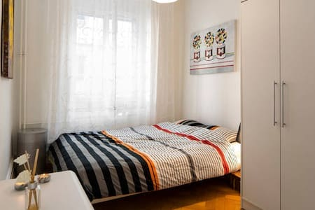 ★ Central and cosy, quiet and near Langstrasse ★ - Zürich - Apartment