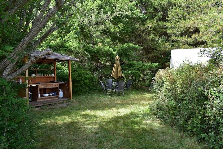 """""""Glamping"""" Farm Stay at Sweet Earth Farm (Cedar)"""