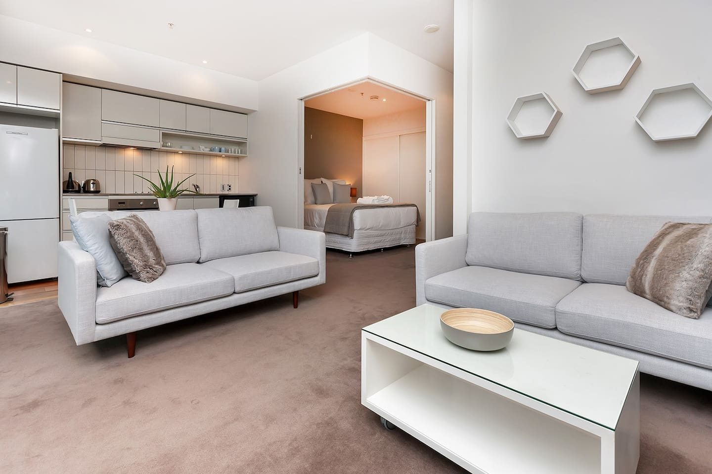 Modern beautifully furnished apartment