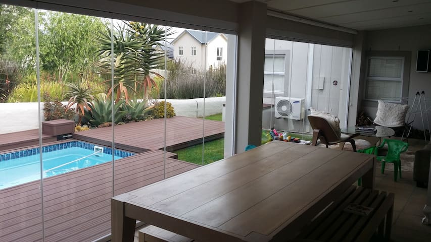 Self Catering Estate Family Home, Somerset West - Ciutat del Cap - Casa