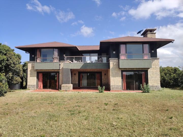 Penda Villa @ Mt Kenya Wildlife Estate, Nanyuki,