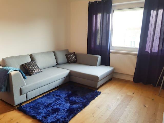 3 room|Kindbed|Smart TV| Floridsdorf| 72m² |family