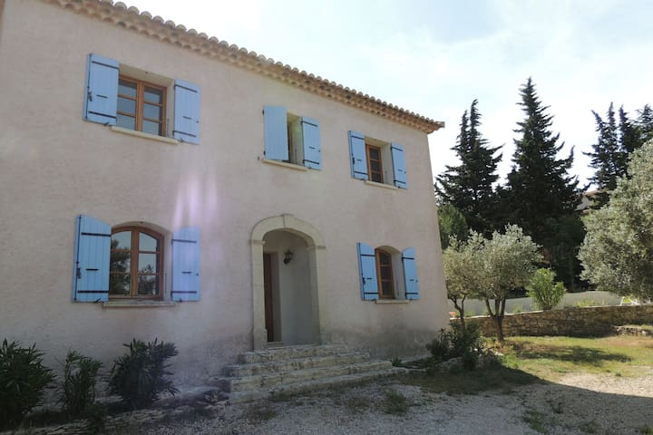 Spacious Holiday Home in Provence with Garden