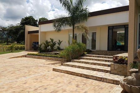 Casa Campestre en Villavicencio - Restrepo - Hus