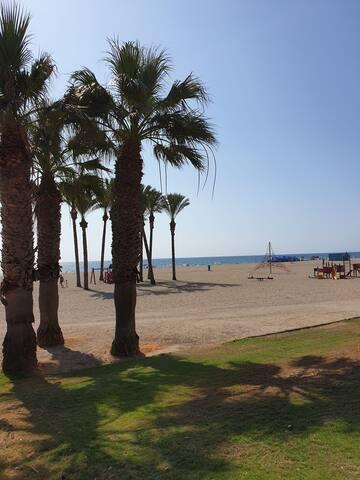 Habitación 2 personas en centro de Alicante, Beach
