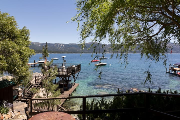 Lake Tahoe Perfection with Private Beach! - Incline Village