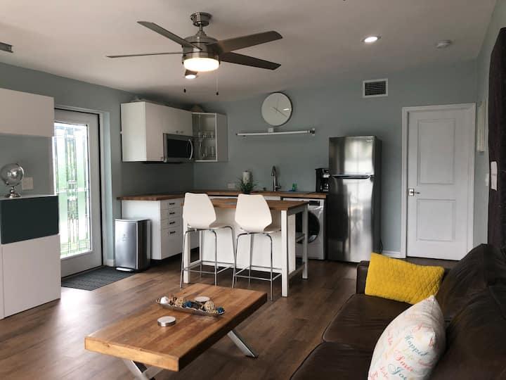 Modern Garden Suite