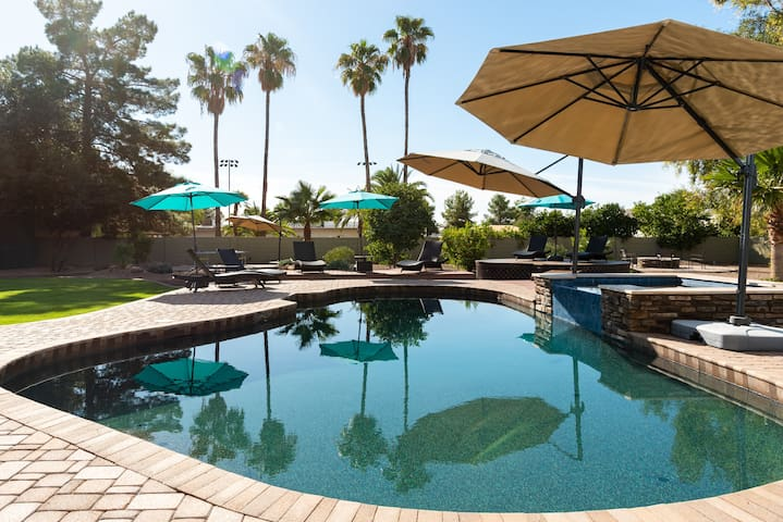 Upscale Resort Home With Entertainment Overload!