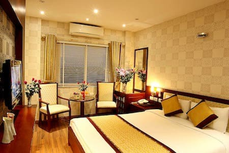 Hanoi View 2 Hotel - Superior Room with Window - Cửa Nam