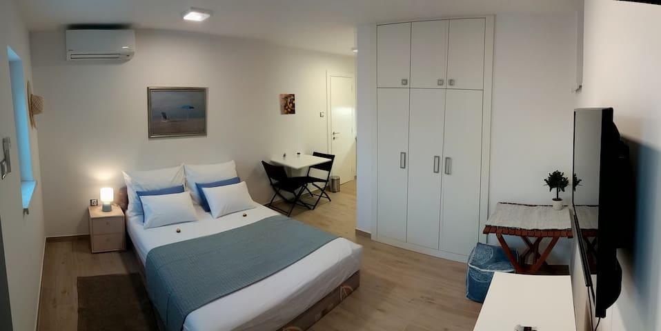 Villa Big Blue, Tisno - Studio apartment Oliva