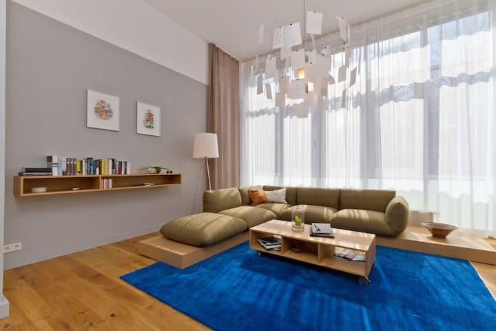 Villa Hintze - Ferienwohung 04, Hintze 04
