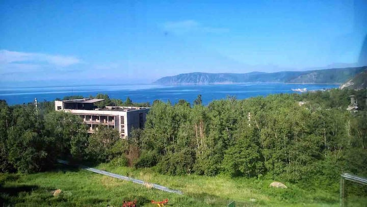 Уютная квартира на Байкале