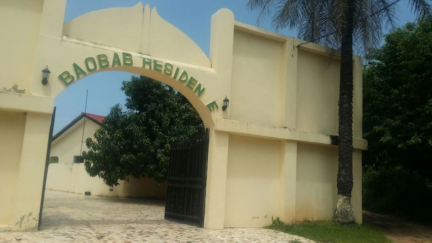 A Great Escape at Baobab Residence - Brufut