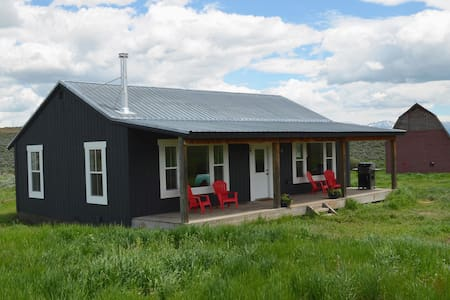 The North Bridger Bison Ranch House