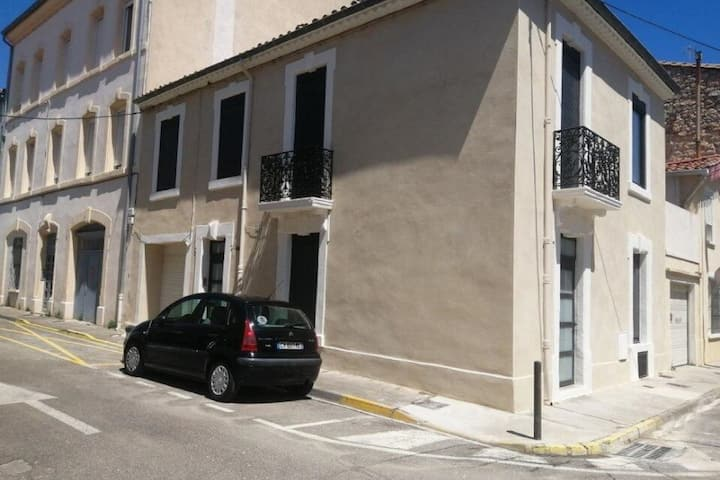 Modern Holiday Home in Narbonne near Centre