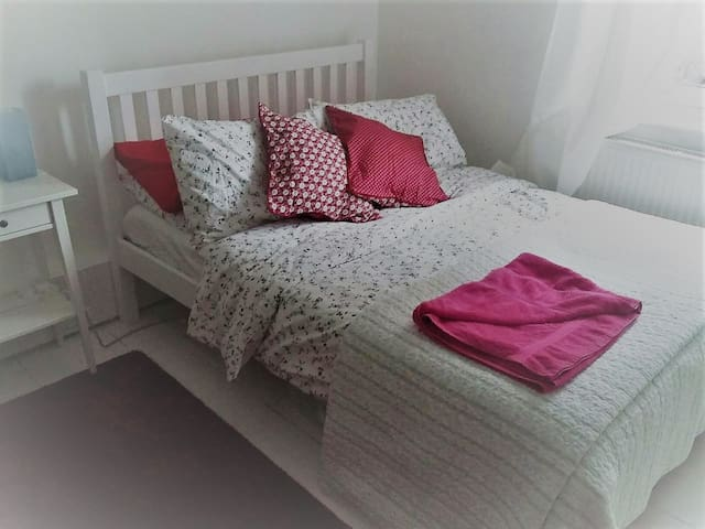 Zone 1 Bright Farringdon Double room Females only