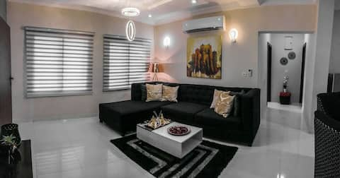 Luxurious Private Two Bedroom Apartment In Lekki