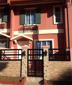 Cute modern townhome fully furnished. - Davao City - Casa