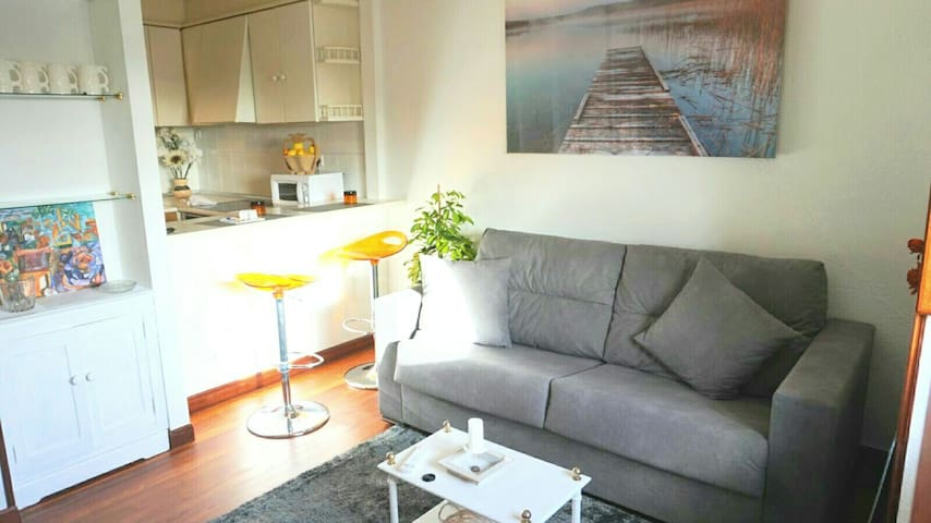 Apartamento de Playa cerca de Santander - Pedreña - อพาร์ทเมนท์