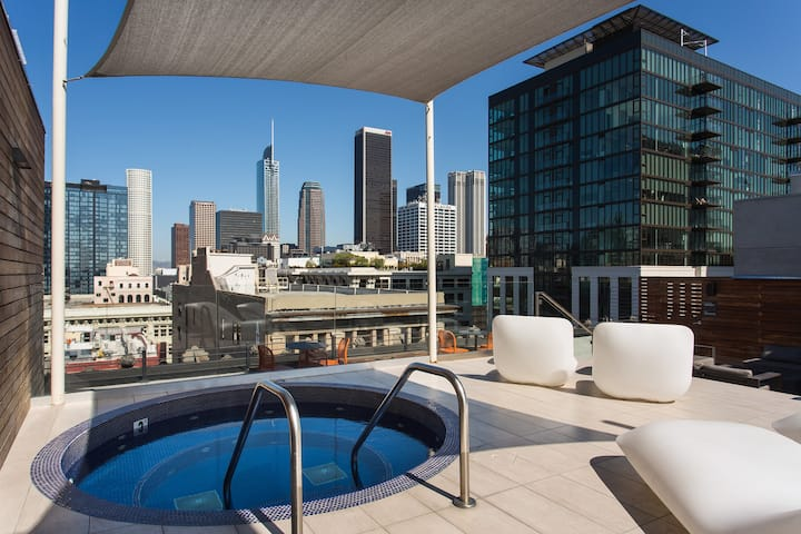 *DTLA Gorgeous Loft* SANITIZED+PRIVATE+SAFE