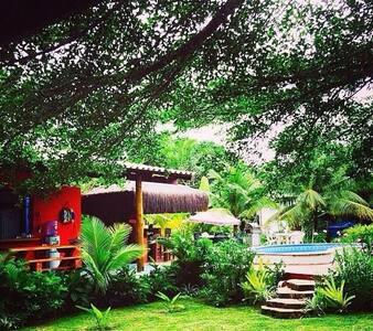 Pousada Villa MaresSeu cantinho no paraiso - Maraú - Aamiaismajoitus