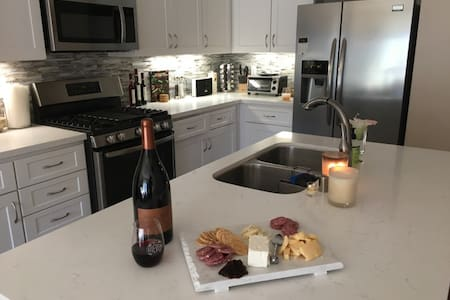 New Home, Close to Downtown, Wineries, Hiking. - 圣路易斯奥比斯波 - 公寓