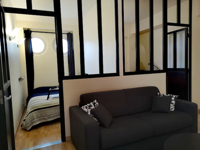 Perfect renovated flat for 5 persons in cute area!